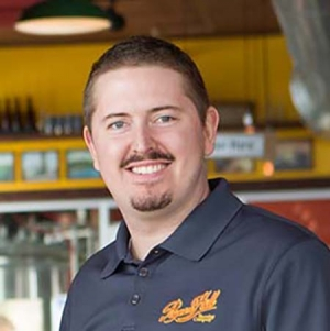 Pigeon Hill Brewing Co. CEO Joel Kamp