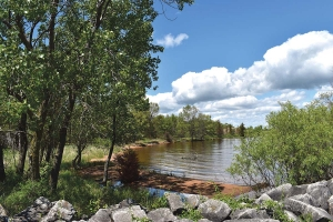 High water levels are wreaking havoc on lakeshore communities and limiting some recreational opportunities.