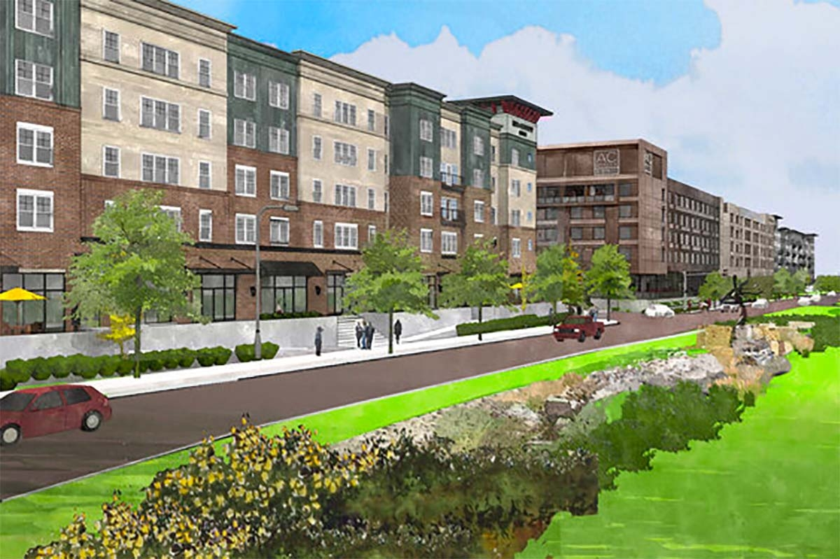 State board approves funding for Lansing mixed-use project, Cass County public improvements