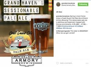 Homeland Security takes action against Grand Armory Brewing over trademark