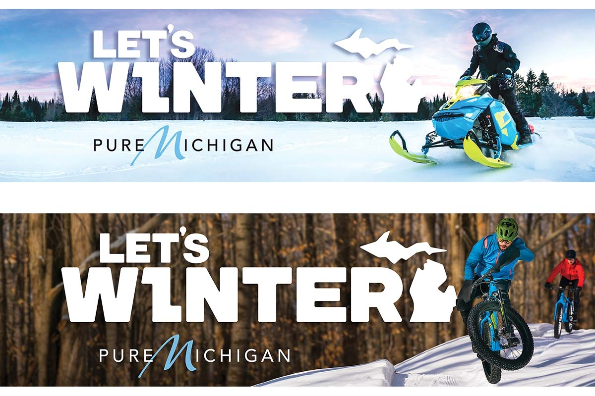 Although it now highlights more urban destinations, the Pure Michigan campaign has been important for drawing attention and awareness to Michigan's outdoor recreation industry.