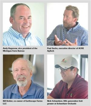 Agriculture Roundtable: West Michigan farmers remain optimistic, despite a flurry of industry challenges