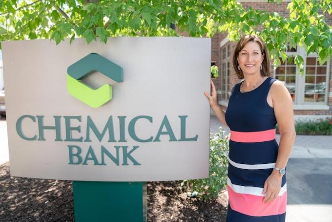 Krista Flynn will serve as regional president for Chemical Bank in West Michigan.