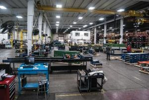 TGW Systems Inc. plans to move from its existing location in Norton Shores to a new plant about two miles away. The move will accommodate growth and a new business the manufacturer is adding from its parent company's operations in Austria.