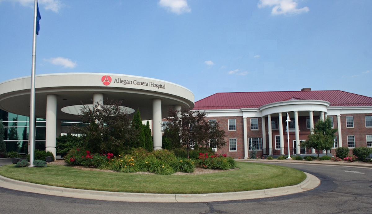 Ascension signs letter of intent to acquire Allegan General Hospital