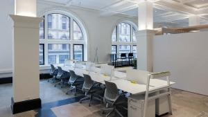 """Start Garden Inc. offers co-working space to startups and entrepreneurs in downtown Grand Rapids. The organization runs the """"technology parks"""" for the Grand Rapids SmartZone."""
