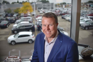 Aaron Zeigler, president of Zeigler Automotive Group, said the company recorded its best-ever month of sales in May, despite the COVID-19 pandemic.