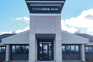 Executives at Sparta-based ChoiceOne Financial Services Inc. say they will consider additional acquisitions after the completion next year of a $89 million deal for Lapeer-based County Bank Corp.