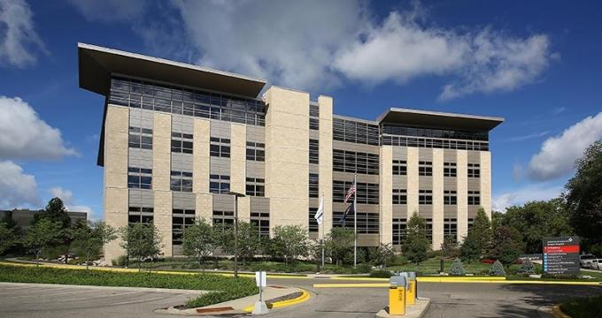 Spectrum Health plans to relocate its long-term acute care hospital to the Blodgett Hospital campus in East Grand Rapids, pictured above, and operate it through a joint venture with Pennsylvania-based Select Medical Corp.