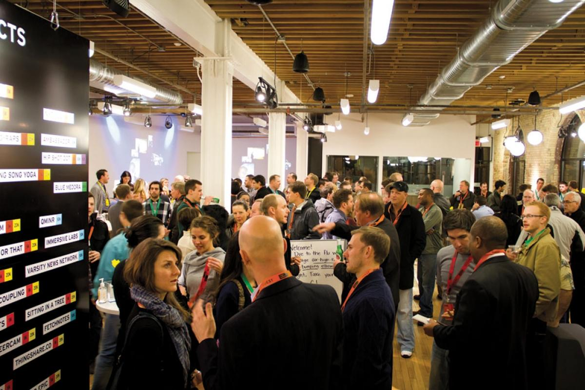 Executives at Start Garden, which administers the Grand Rapids SmartZone, clashed with city officials about the best ways to encourage a better entrepreneur ecosystem that supports a culture of business startups.
