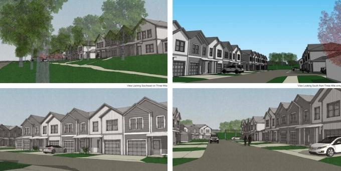 Townhouse apartment project planned for Grand Rapids' northeast side