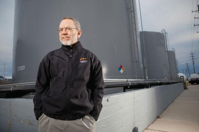 Former President Tom Fehsenfeld sold his company to employees through an ESOP.