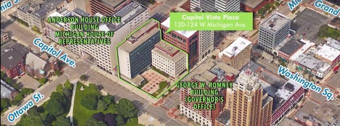 CBRE retained for potential sale of Lansing City Hall property