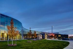 Northview High School, one of AIA's building award winners
