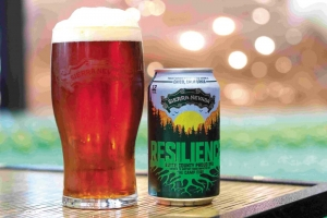 Sierra Nevada Brewing Co. created Resilience Butte County Proud IPA as a fundraiser for California fire victims, recruiting more than 1,400 breweries around the country to brew the beer and donate the profits.