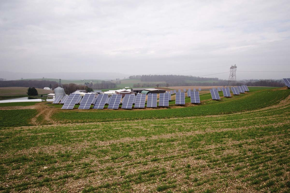 New state policy from the Whitmer administration clears the way for solar energy projects to be installed on agricultural land enrolled in the Farmland and Open Space Preservation Program.