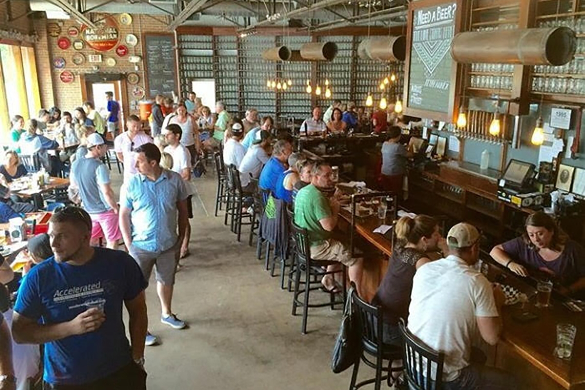 Greenbush Brewing to open Indiana brewpub at SpartanNash-owned store