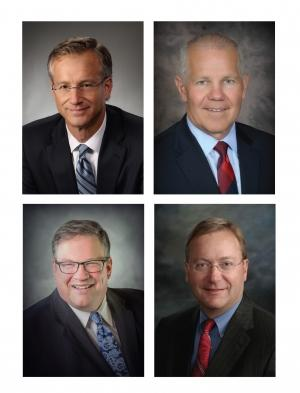 Scott DeMeester | Bank of America / Rick Dyer | Edgewater Bank / Kelly Potes | ChoiceOne Bank / Sean Welsh | PNC Bank