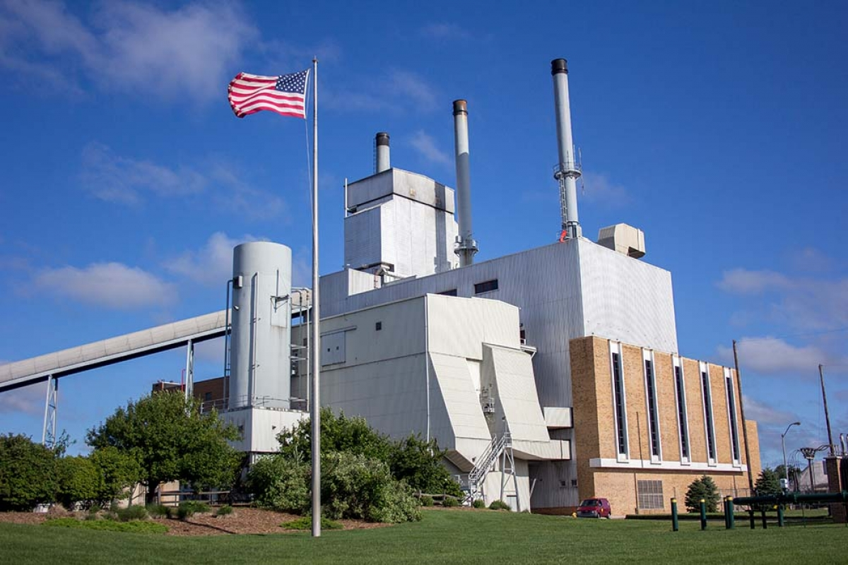 City officials in Holland are taking ideas from the community for possible redevelopment options at the James DeYoung power plant property.
