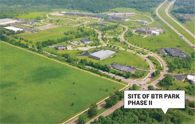 Expansion of WMU BTR Park gets federal funds