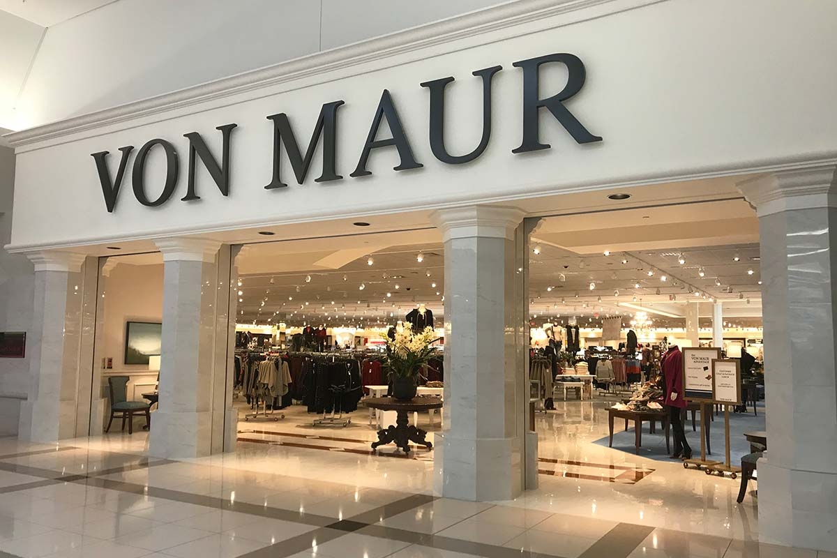 New anchor store Von Maur set to open at Woodland Mall