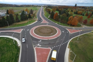 Grand Traverse Engineering and Construction, a portfolio company of Grand Traverse Economic Development, provided construction management services on a 1-mile project along M-72 in Acme Township, east of Traverse City.