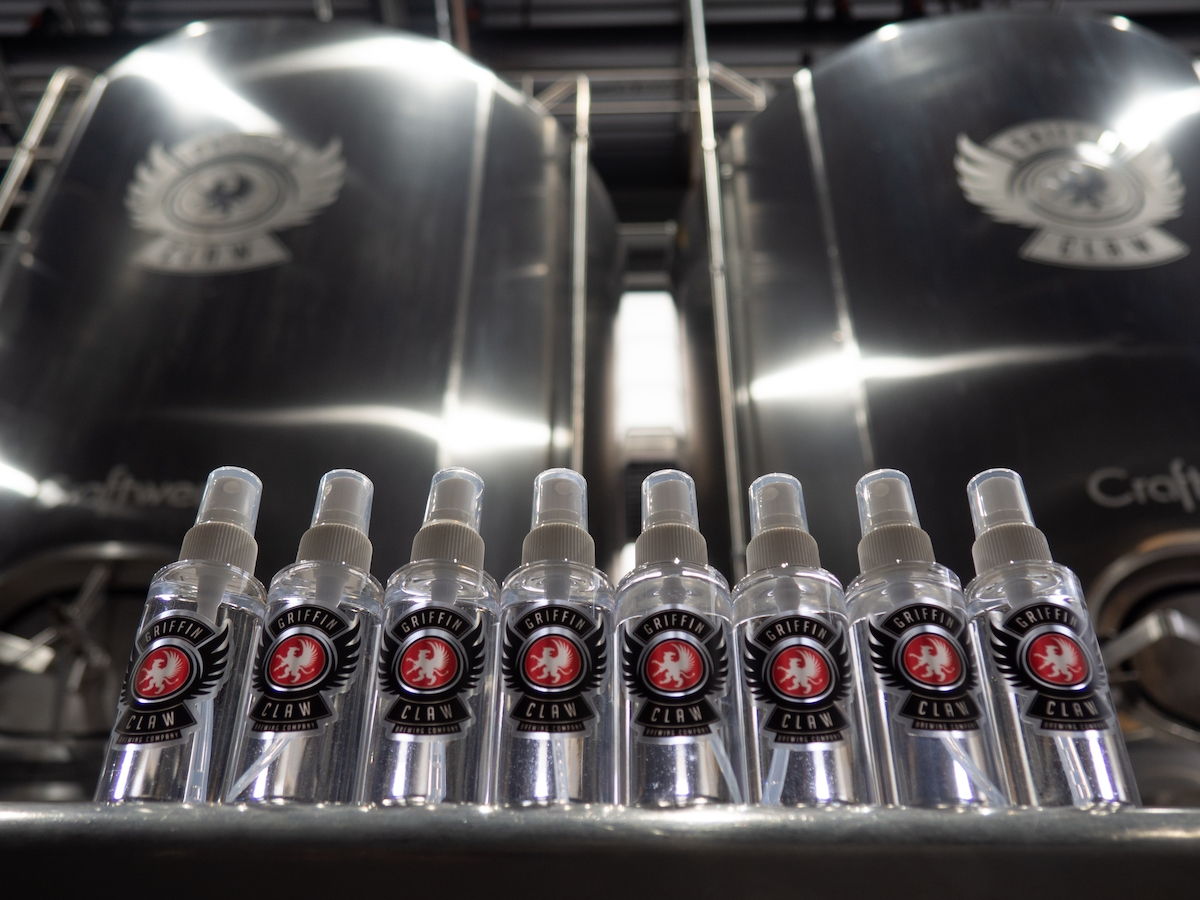Feds ease regulations to allow distilleries to make hand sanitizer