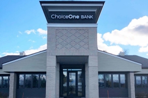 Merger costs eat into ChoiceOne Financial's quarterly earnings