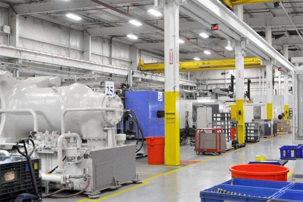 Clarion Technologies grows with acquisition of Charlotte plastics molder