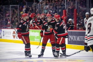 The Grand Rapids Griffins had seven home games remaining in the season when the American Hockey League suspended operations on March 12 because of the coronavirus pandemic.