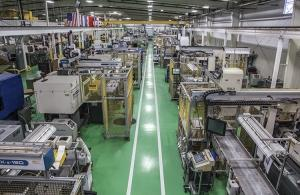 The latest expansion at Team 1 Plastic includes the addition of 3,500 square feet of space dedicated to the manufacturer's maintenance team. Previously, the team was located on the production floor. The company has already added three new plastic injection molding machines and plans to purchase an additional three machines within the next month.