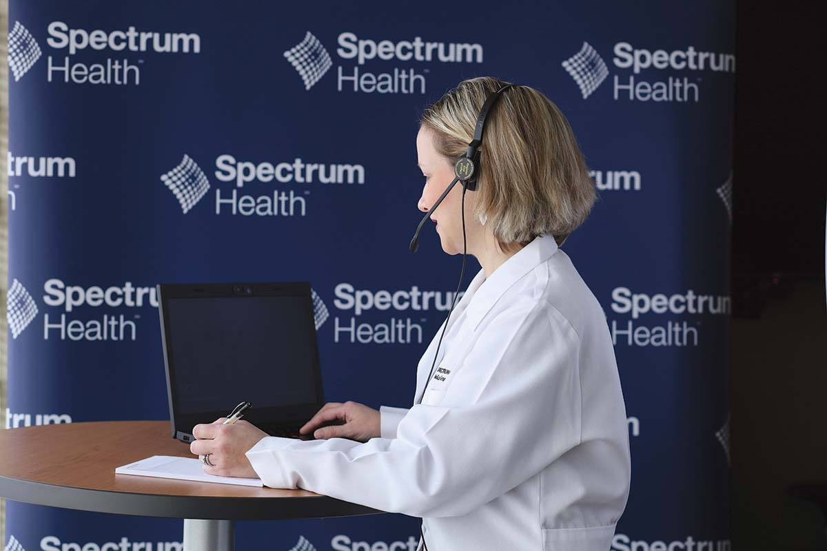 Experts expect the use of telemedicine to increase as more people get exposed to the technology during the coronavirus pandemic.
