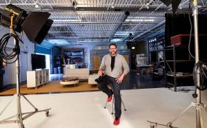 Professional photographer Brian Kelly moved out of studio space at 401 Hall St. SW and into a turnkey facility on Broadmoor Avenue in Kentwood.