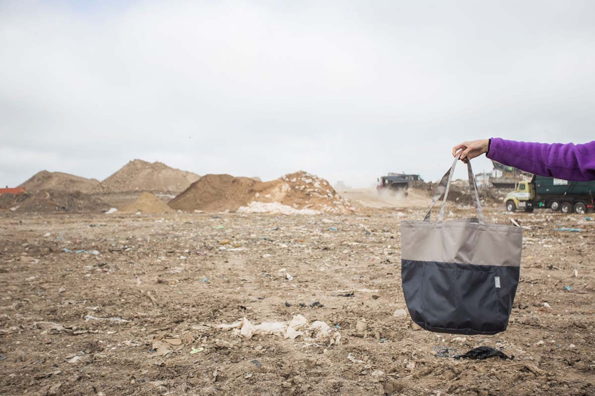 MADE IN MICHIGAN: Public Thread takes in other companies' waste materials and turns them into consumer goods such as handbags and luggage. The Grand Rapids-based business, which employs eight people, is more than doubling its space with a move into a new location on Buchanan Avenue. While founder Janay Brower acknowledges that the West Michigan manufacturing sector offers a diverse range of materials, she thinks the company's business model is scalable in other communities as well.
