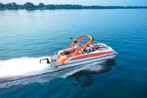 Lansing-based Triton Industries is trying to find ways to lower the barriers to entry into the boating industry.