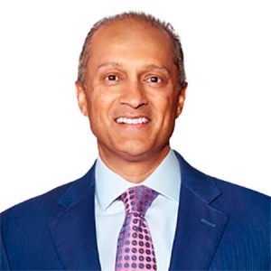 Stryker Chairman and CEO Kevin Lobo