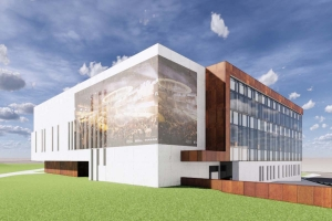 Informal learning and social interaction driving academic building design