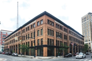 Kent County is revisiting plans to consider selling a building it owns at 82 Ionia Ave. in downtown Grand Rapids.