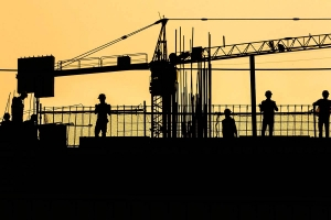Construction companies assess what stay-home order means for projects