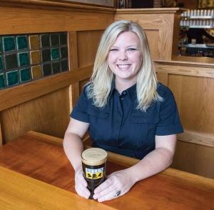 Laura Bell, CEO of Bell's Brewery Inc.