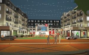 Loeks Theatres Inc. partnered with 616 Lofts LLC on a $140 million mixed-use project in downtown Grand Rapids.
