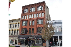 616 Lofts redeveloped the Kendall Building in downtown Grand Rapids and at one point had its headquarters in the building. The property was later sold to the current owner, Waséyabek Development Co. LLC.