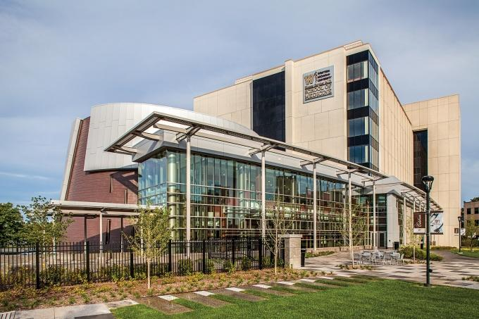 Western Michigan University's Homer Stryker M.D. School of Medicine recently received candidate status for accreditation from the Higher Learning Commission and provisional accreditation from the Liaison Committee on Medical Education.