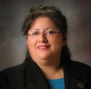 Martha Gonzalez-Cortes, Vice President of Community Investment of the Kalamazoo Community Foundation