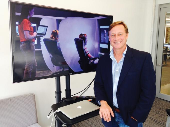 CEO Mark Murrison and Neurocore LLC plan to open two new brain performance centers in Florida this fall to kick off a national expansion for the Grand Rapids company.