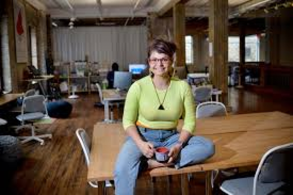 Alysha Lach White, founder of Little Space Studio LLC.