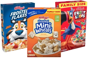 Kellogg sales spike as consumers buy up packaged foods during pandemic