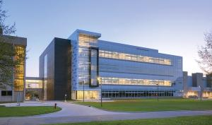 Michigan State University's new $70 million Bioengineering Facility opened in late October.