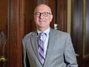 Robert Kaminski, president and CEO of Mercantile Bank Corp.