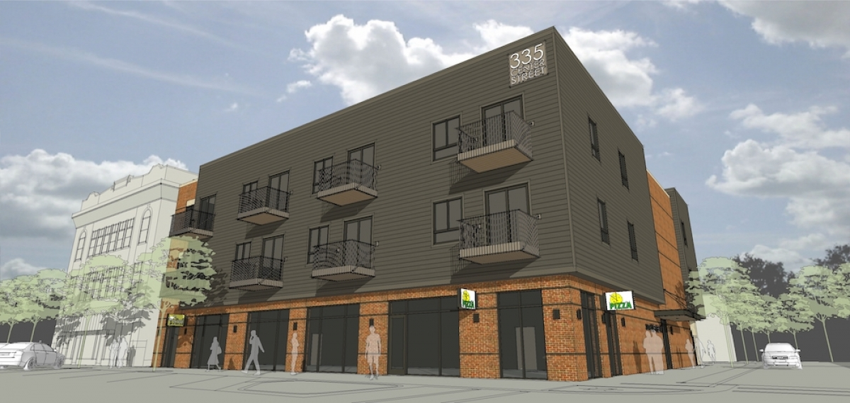O'Connor Development LLC and A.J. Veneklasen Inc. formed a joint venture to develop the proposed South Haven Center in downtown South Haven.